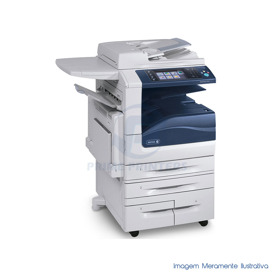 Xerox Workcentre 7535 Multifuncional Color WC 7535