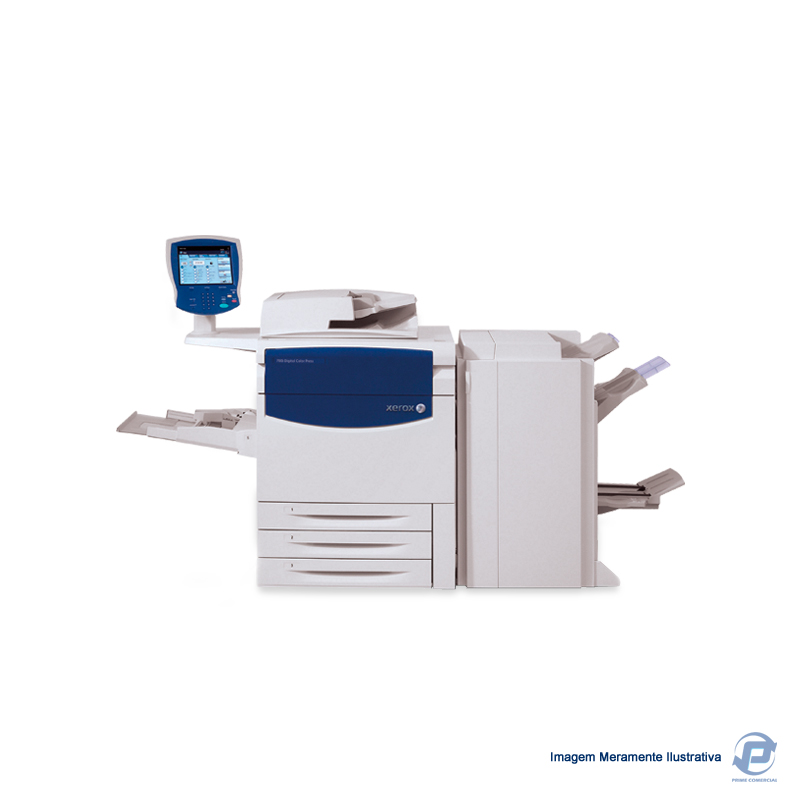 Xerox 700/700i Digital Colour Press Multifuncional X700 Completa Equipamento Laser