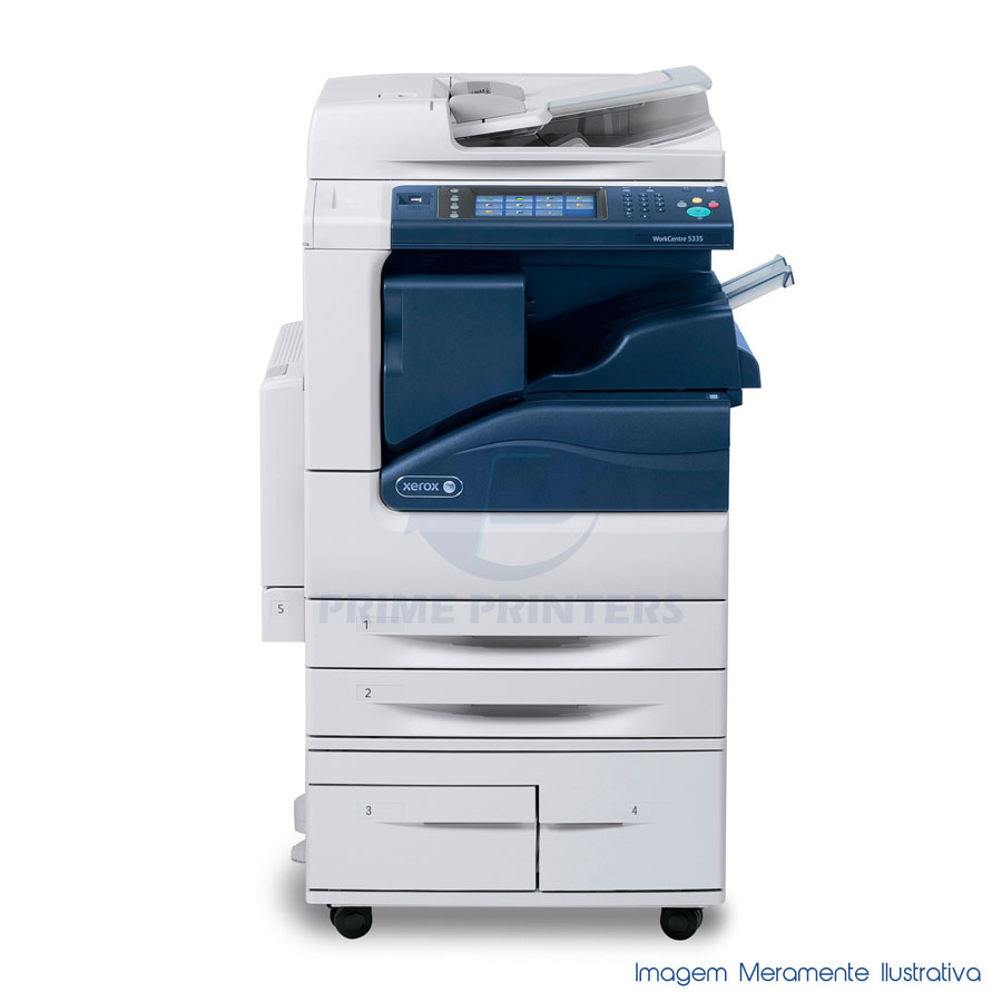 Xerox Workcentre 5325 Multifuncional Mono WC 5325 Impressora Copiadora.