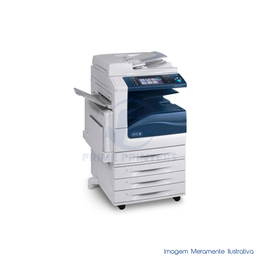 Xerox® WorkCentre? 7835 Multifuncional a Cores Xerox WC 7835