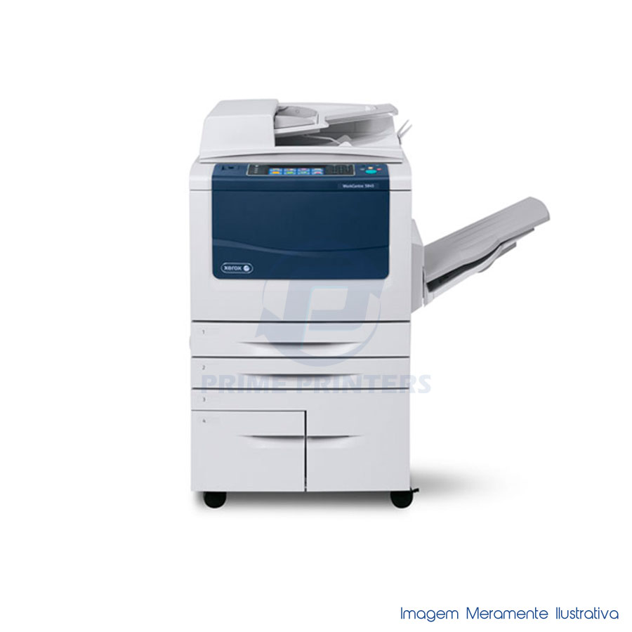 Xerox Workcentre 5890 Multifuncional Monocrom?tica WC5890