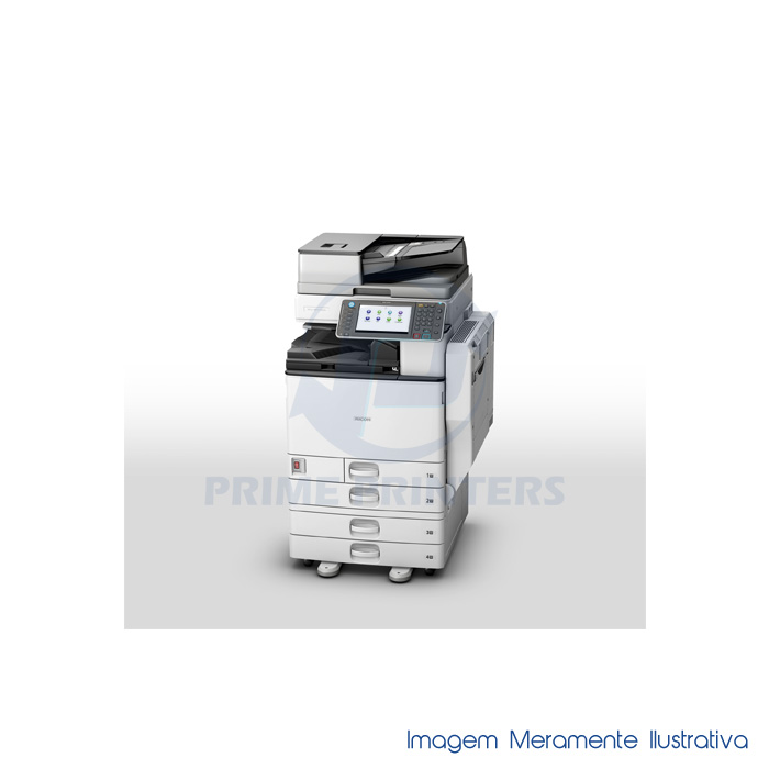 Ricoh Mpc5502 Multifuncional Color Ricoh Mpc 5502