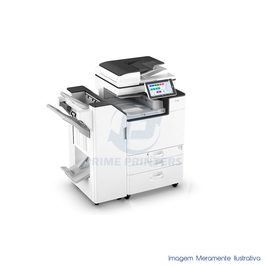 Ricoh IMC 2000 Multifuncional Colorida Inteligência Escal