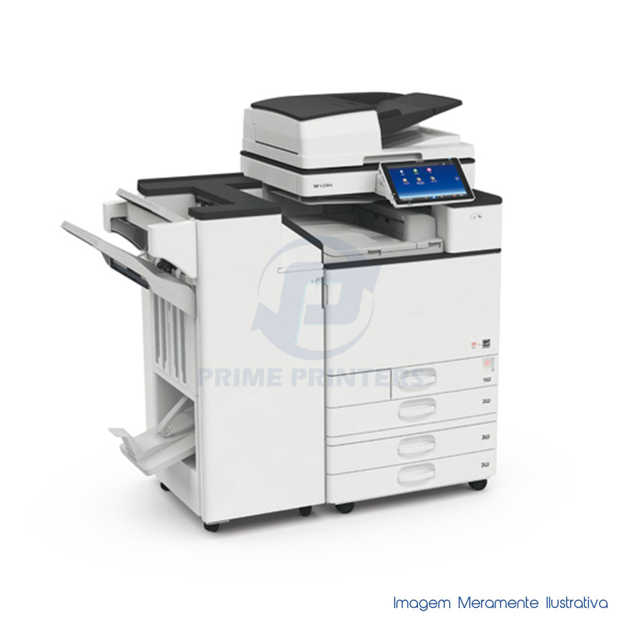 Ricoh Aficio MP C2004 Multifuncional Colorida Ricoh MPC2004 MPC 2004