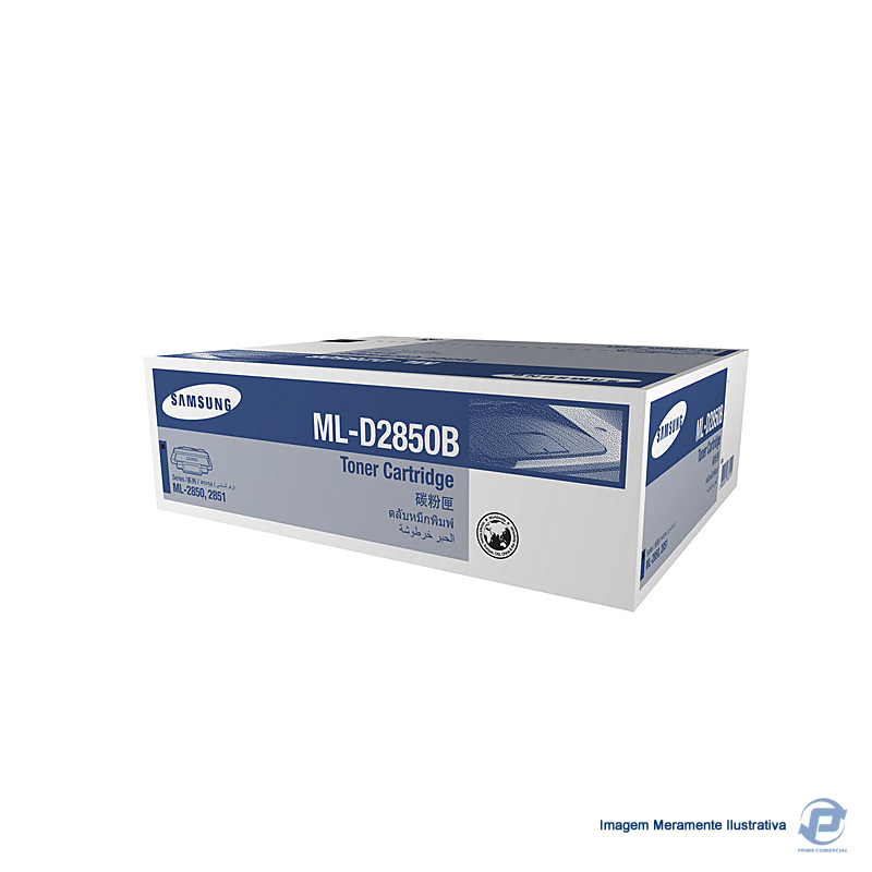 Toner Samsung ML 2851 DN Original ML2851